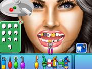 Megan Fox at Dentist