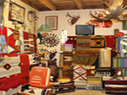 Messy Storeroom Objects