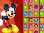 Mickey Candy Match