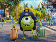 Monsters University - Mike Jigsaw