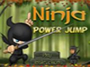 Ninja Power Jump