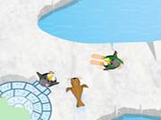 Penguin Skating 2