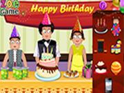 Sam Birthday Slacking