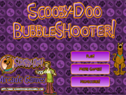 Scooby Doo Bubble Shooter