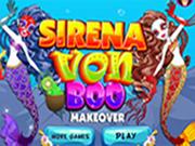 Sirena Von Boo Makeover