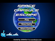 Space Capsule Escape