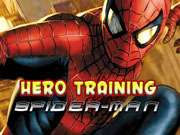 Spiderman-Hero Training