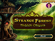 Strange Forest - Hidden Objects