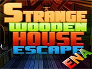 Strange Wooden House Escape