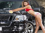 Stylish Car Girl-Hidden Spots