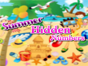 Summer Hidden Numbers