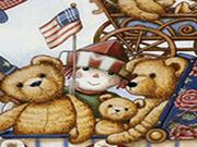 Teddy Hidden Alphabets