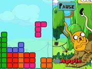 Tetris Adventure Time