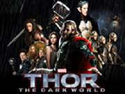 Thor The Dark World - Find The Letters