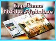 Toys Room Hidden Alphabets
