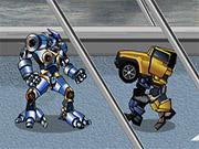 Transformer Robot Wars