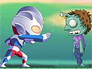 Ultraman VS Alien Zombies