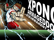X-Pong Armageddon: Tournament Edition