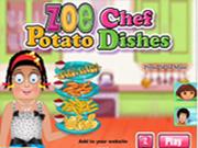 Zoe Chef Potato Dishes