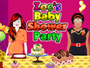 Zoes Baby Shower Party