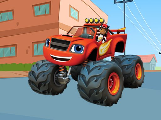 Blaze Monster Machines Differences