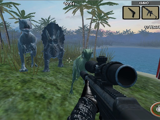 Dinosaurs Jurassic Survival World