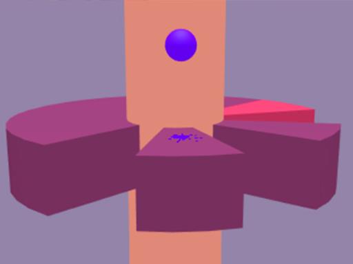 Endless Helix Jump