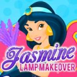 Jasmine Lamp Makeover