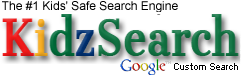 KidzSearch - Safe Search Engine.