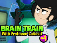 Brain Train with Professor Labcoat #4