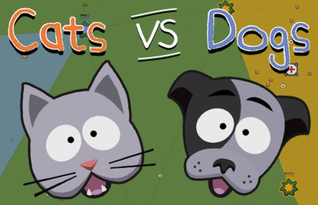 Play Catsvsdogs Io Free Online Mobile And Tablet Games