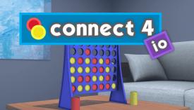 Connect 4 IO