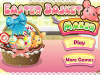 Easter Basket Maker