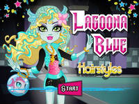 Lagoona Blue Hairstyles