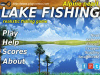 Lake Fishing: Alpine pearl