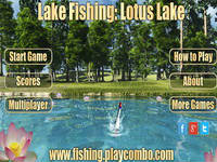 Lake Fishing: Lotus Lake