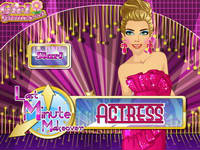 Last Minute Makeover: Actress