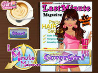 Last Minute Makeover: Cover Girl
