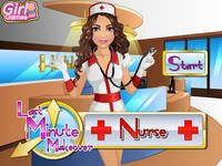 Last Minute Makeover: Nurse