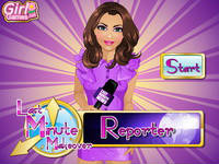 Last Minute Makeover: Reporter