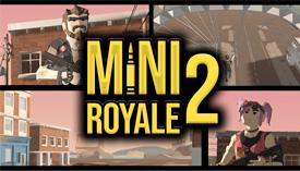 MiniRoyale 2  Battle Royale Game