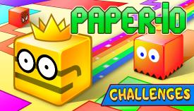 Paper.io Challenges