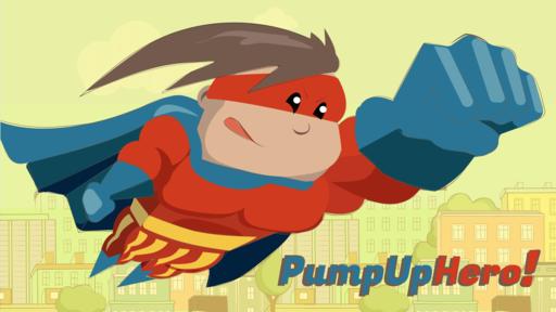 PumpUp Hero!