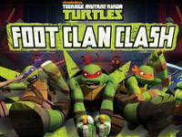 TMNT: Foot Clan Clash
