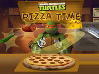 TMNT: Pizza Time