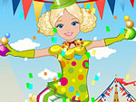 Adele the Circus Star Dress Up