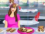 Airport Cafeteria
