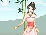 Ancient Chinese Beauty Dress Up