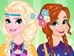 Anna and Elsa Spring Trends