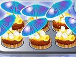 April Showers Cupcakes